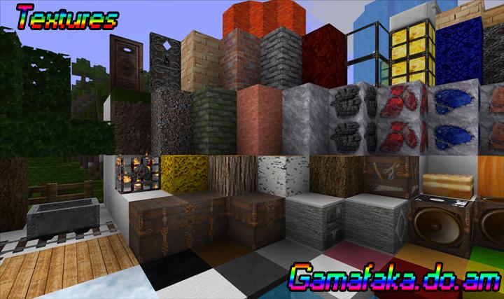 minecraft текстуры 256: